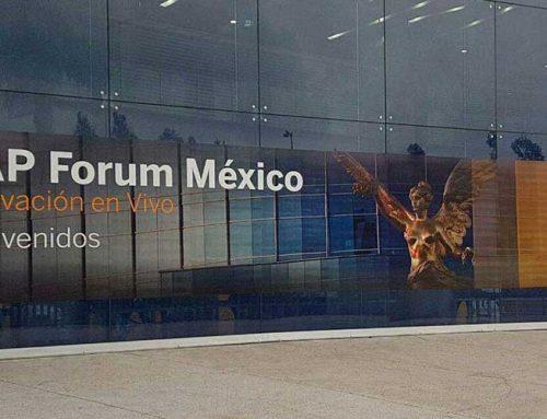 Orion Consultores presente en SAP Forum México 2018